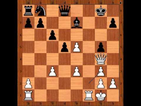 Fabiano Caruana's first King Hunt