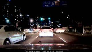 에어포인트  GPASS  AP1000  야간주행영상6