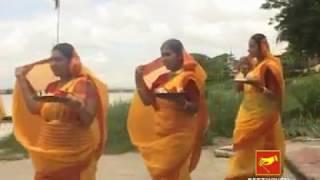 Ganga Gangar Tarange | গঙ্গা গঙ্গার তরঙ্গে | New Bengali Folk Song | Beethoven Records