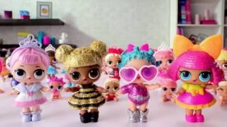 Ляльки LOL Surprise: 7 сюрпризів всередині!