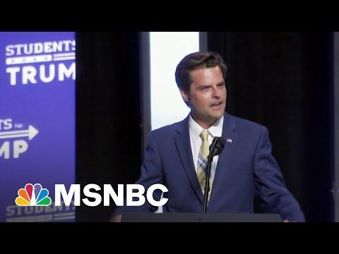 Embroiled In DOJ Sex Probe, Gaetz Taps Pardoned Trump Ally Roger Stone For Backup