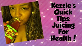 Health Benefits Of Juicing!