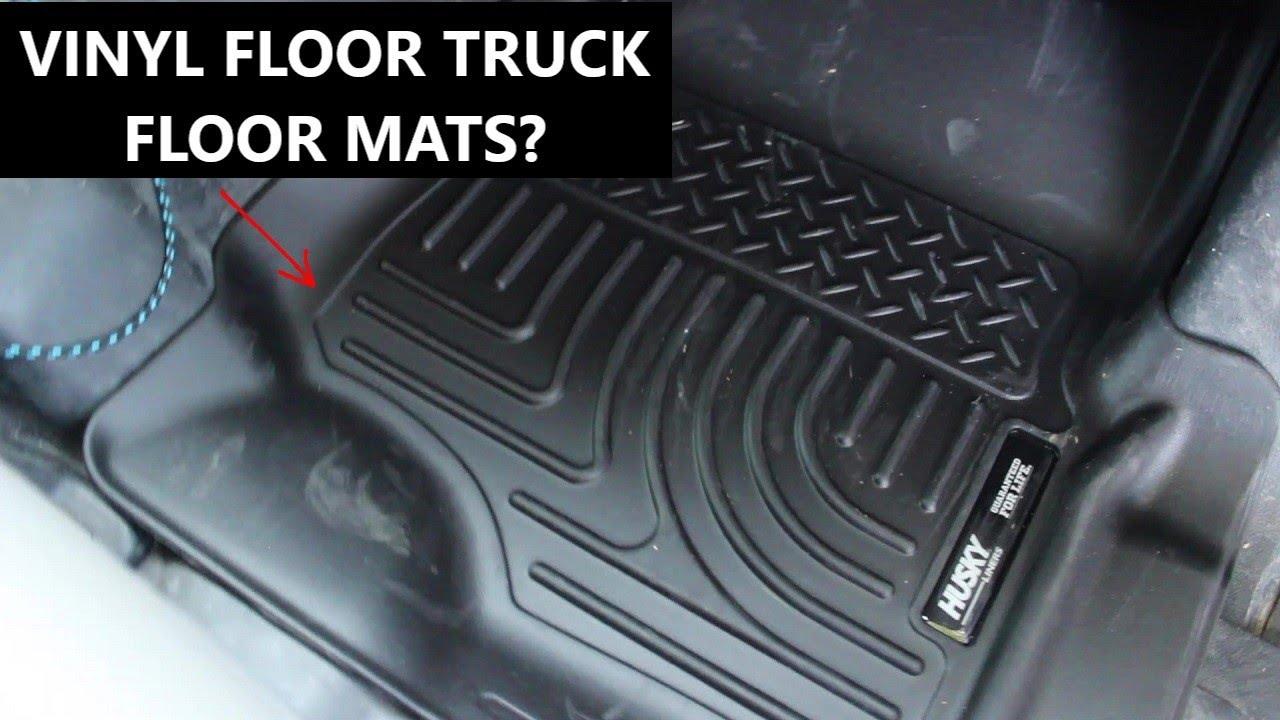 Floor Mats For 2018 F 150 Vinyl