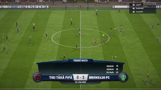 eSports friendly match TiKi TäKä FiFä vs BRONX 420