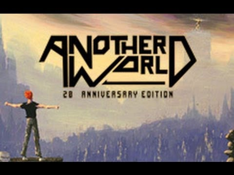 Playthrough: Another World 20th Aniversary Edition (inc All Steam Achievements)