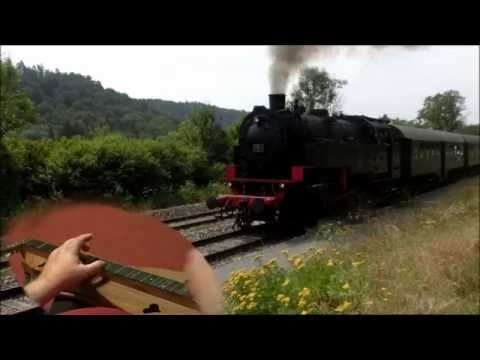 Reuben's Train - more from my Black Forest holiday...