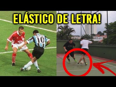 448cb37ecd3 APRENDA ELÁSTICO DE LETRA DE NEYMAR E CR7! DRIBLE INFALÍVEL!! - YouTube