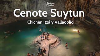 Visitando el famoso Cenote Suytun, Valladolid y Chichen Itzá