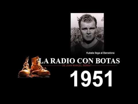 La Radio con Botas - Año 1951 (AUDIO)
