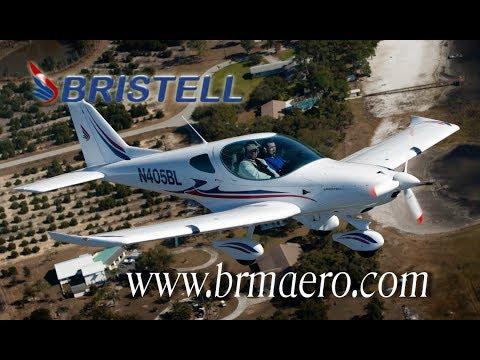 Aero, Aero Expo, Aero Friedrichshafen 2018 - BRM Aero Bristell Aircraft