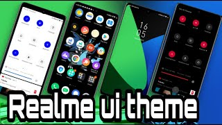 Gambar cover Realme ui theme for miui phones||mj help| mjh||mobile theme