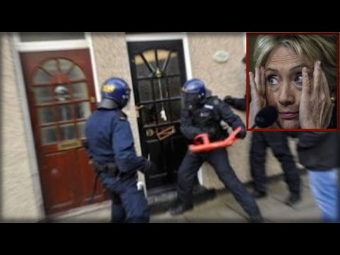 BREAKING: POLICE JUST RAIDED DEMOCRAT HEADQUARTERS! YOU WON'T BELIEVE WHAT THEY FOUND