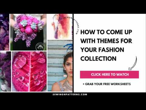 How To Design A Fashion Collection Fashion Collection Inspiration Themes Free Worksheets Lariox Blog