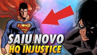 INJUSTICE ANO ZERO A NOVA SAGA DA DC COMICS