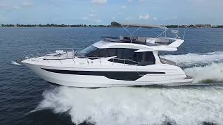 2017 Galeon 500 Fly Boat For Sale At MarineMax Fort Myers