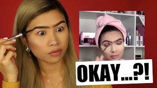OMG?? ❌ Ich teste Instagram Beauty Trends 2019 LIVE?! l Kisu