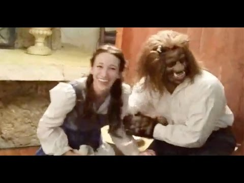 Live Behind The Scenes Of Beauty And The Beast