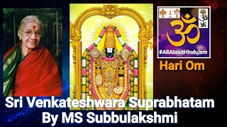 Sri venkateshwara suprabhatam is divided into 4 parts. *suprabhatham, stotram , prapatthi, mangalashasanam* for lyrics to this video, click on link http...