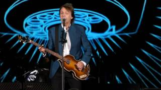 Paul McCartney - Temporary Secretary - Philadelphia 07-12-2016