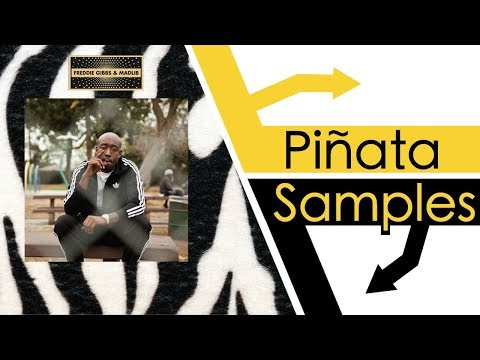 Every Sample From Freddie Gibb's Piñata