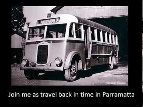 Old pics of Parramatta