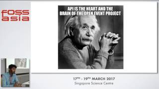 Open Event API - FOSSASIA 2017