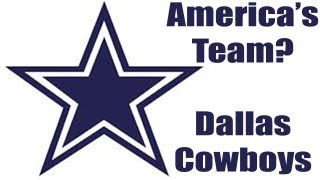 America's Team? Dallas Cowboys Ranked Gm Madden 13