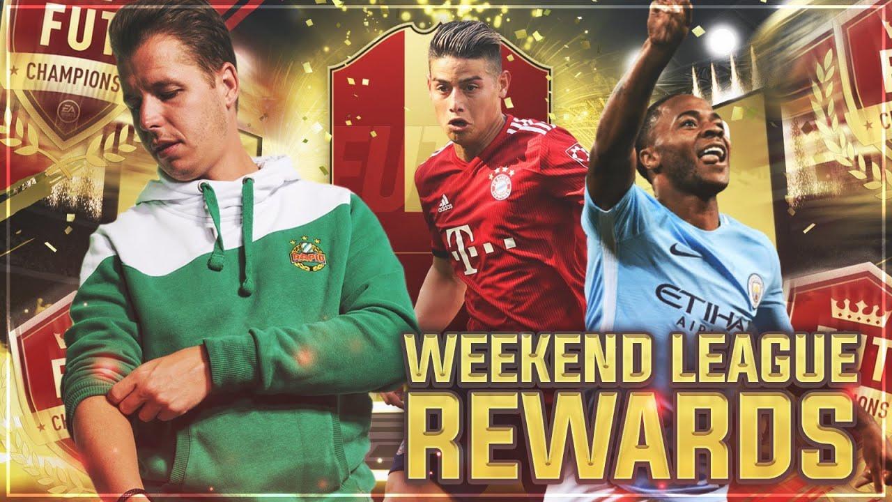 FIFA 19: FUT CHAMPIONS REWARDS #18   wir haben die besten Player Picks