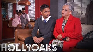 Hollyoaks: Will Imran Face The Consequences?