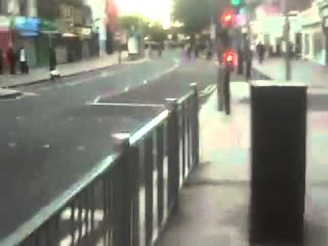 East London Ilford Riot: Part 2