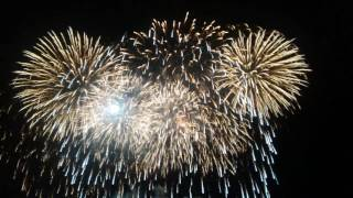Toronto Harbourfront Fireworks 2016 Canada Day Celebrations 149th♥ღ♥