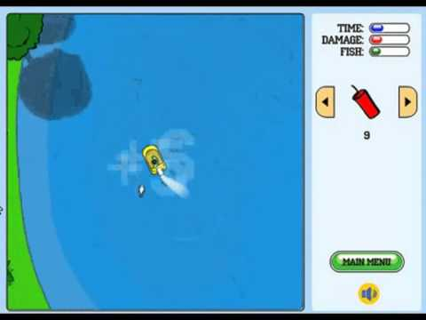 Blow Fishing [Free Online Games]