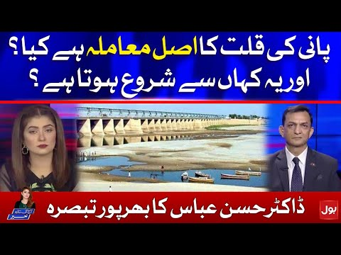 What is The Main Reason Behind Water Shortage In Pakistan?