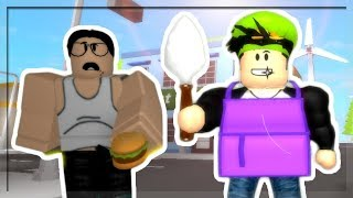 MAKING YUMMY FOOD! I'M THE BEST CHEF IN ROBLOX!