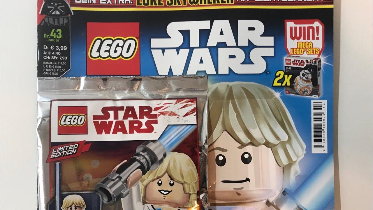 Lego Star Wars Magazin Nr 43