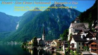 Mozart - Eine Kleine Nachtmusik - Menuetto e Trio - An Arrangement for Bells