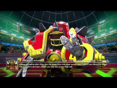 Mutant Football League: Lost Wages Invaders vs. Tokyo Terminators 5/23/21 |