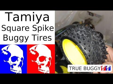 Tamiya Square Spike Tires Any Good?