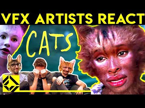 VFX Artists React to Bad & Great CGi 7