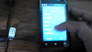 Motorola Razr D1 - ringtones