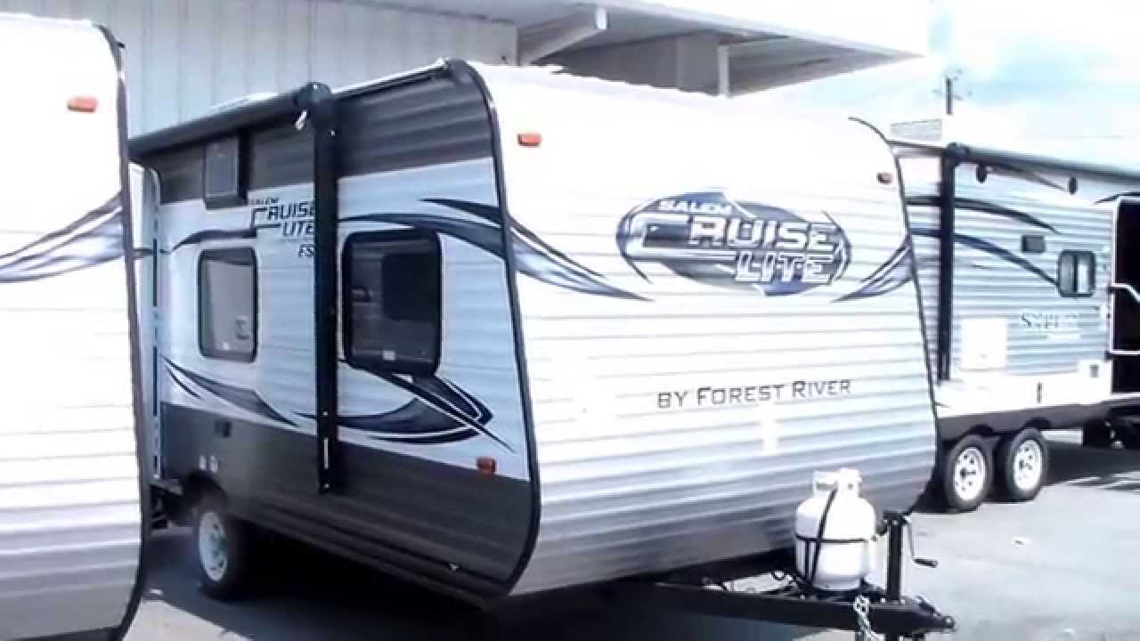 2016 Forest River Salem Cruise Lite 185rb Stock Sa9011