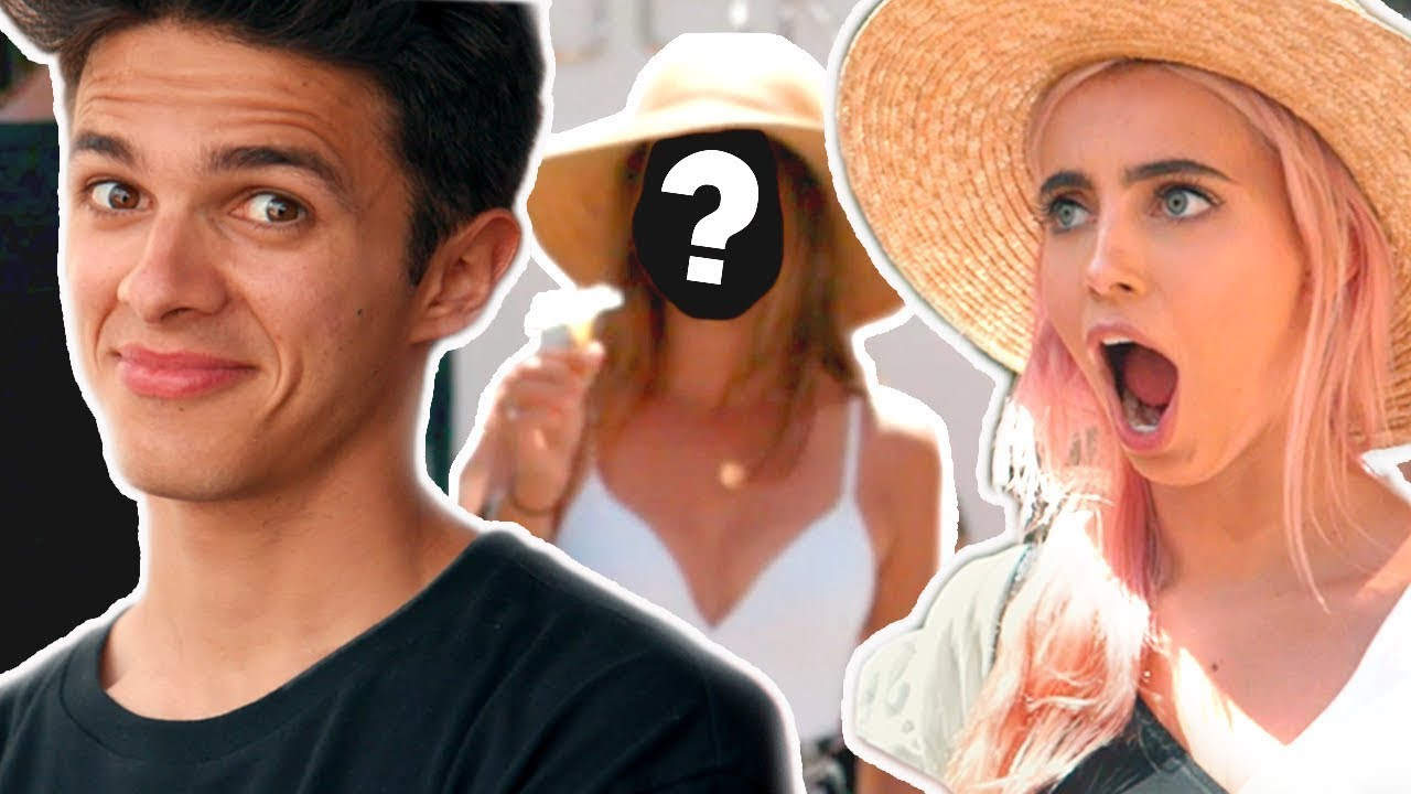 BRENT FLIRTS w/ A GIRL IN ITALY | Brent Rivera's Dream Vacation EP 6