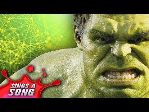 Hulk Sings A Song (Avengers Infinity War Parody)