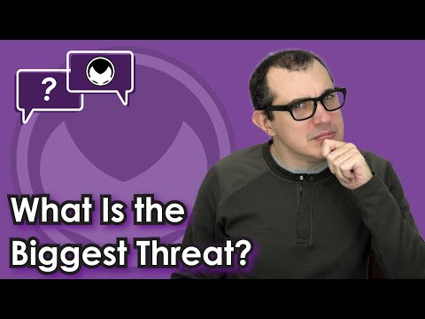 Bitcoin Q&A: What is the biggest threat?