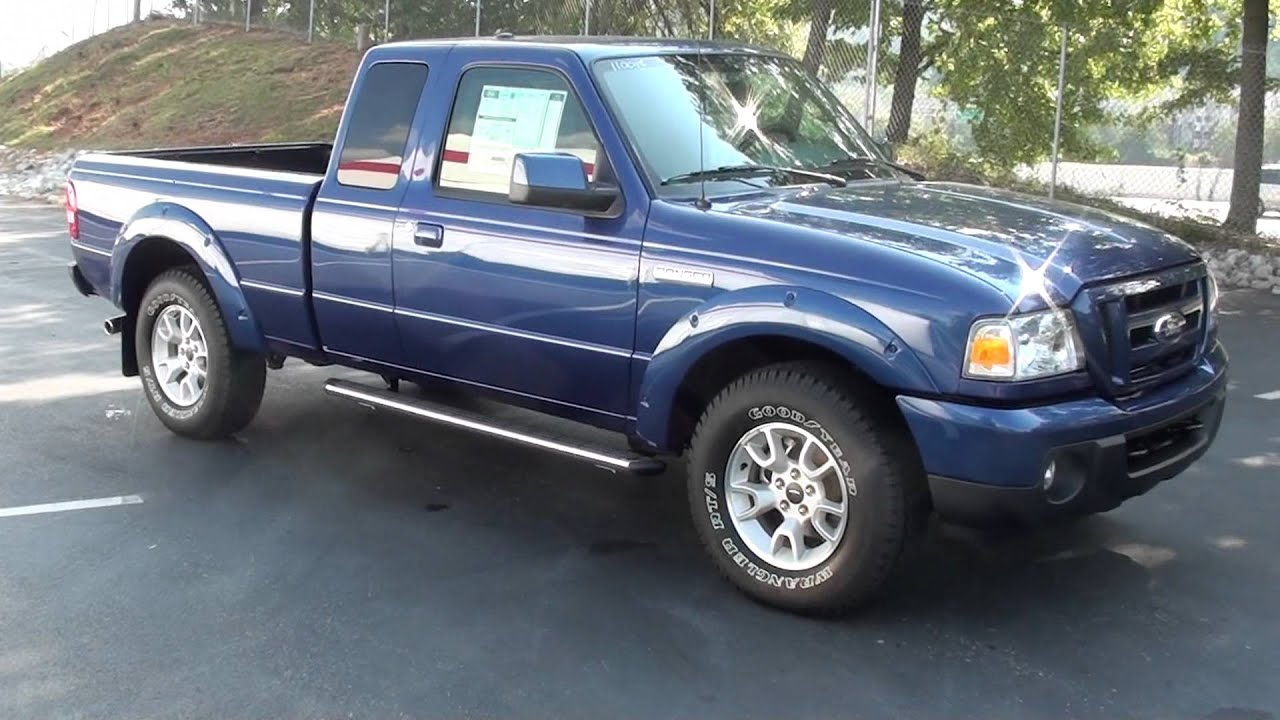 for sale new 2011 ford ranger sport 4x4 stk 110015 youtube. Black Bedroom Furniture Sets. Home Design Ideas