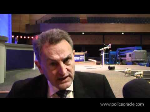Fed Conference 2011: Interview with Sir Denis O'Connor