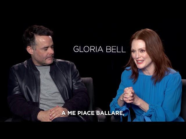 GLORIA BELL - Intervista Sebastián Lelio e Julianne Moore - Il ballo