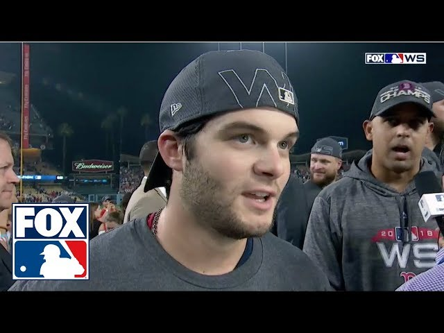 Andrew Benintendi: 'We knew we had a special team from the start' | FOX MLB
