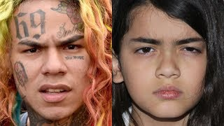 Tekashi69 is Michael Jackson