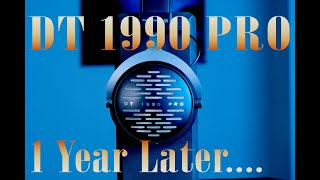 Beyerdynamic DT 1990 Pro Review 1 Year Later